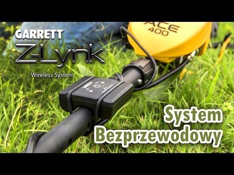 Garrett Z-Lynk system bezprzewodowy (Subtitles)