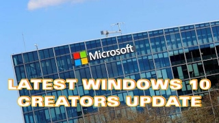 Microsoft's latest Windows 10 Creators Update Test Build: New Privacy Settings, Game FeaturesMicrosofts latest Windows 10 Creators Update test build for PC Fast Ring testers adds a number of new gaming related features, plus previously disclosed changes to Microsofts privacy settings. Released on January 27, Build 15019 adds the new, more granular privacy settings that Microsoft officials outlined recently to the set-up experience. The new build also includes an updated Wi Fi connectivity capability to make it easier for out of the box set up. There are some other new look and feel adjustments to the out of the box experience in this build, too. Todays build adds support for built in Beam game streaming. It also adds a new, consolidated Gaming setting to Windows 10. With todays update, the settings for Game bar, GameDVR, Game Mode and broadcasting and streaming features are all going to be here, though some may not be visible in todays build, according to Microsoft. Game Mode, which optimizes Windows 10 PCs for improved Game performance, is enabled as of this build. As of todays test build, Microsoft has added support for Microsoft Edge to read aloud users ebooks. Microsoft added basic ebook support to Windows 10 Creators update with the previous test build. This feature will also work on non store EPUB files opened using Edge. Microsoft is renaming the, blue light, feature night light, as of this build. This feature is meant to control blue light display settings to make them less harsh. And users can more quickly resize their virtual machine connections in Hyper V as of this build. There are other more minor changes and fixes in todays build around games, the Edge browser, high-DPI support and more, all of which are detailed in Microsofts blog post about todays build. Testers should definitely check out the known issues before installing this build. As with the previous Windows 10 test build, the download progress indicator may not be working, Microsoft is warning users. Extensions in Edge do not work with this build. Some popular games may crash with this build. And some Insiders may experience problems connecting to certain Google sites due to an implementation of a new security model being rolled out to further enhance user security, according to officials. All the updates, fixes and known issues are listed in Microsofts blog post. Microsoft is believed to be planning to begin rolling out Windows 10 Creators Update to mainstream users in April this year.========= Join Us ============** Channel Link : http://bit.ly/2aUXmso** HGTV Dream Home: https://youtu.be/E7dexSblJD4** It's So Hot Out Cockroaches Might Start Flying in NYC: https://youtu.be/p_4sXyQHoms** Bones may belong to teen sacrificed to Zeus: https://youtu.be/BvzMY2JM-2Q** Chimney Fire burns 850 acres near Nacimiento Lake: https://youtu.be/N7Xav9guuOI** Hundreds of Tiny Montserrat Tarantulas Hatch in Zoo: https://youtu.be/BtglHldFhVQ** Bill Clinton Talks Email Controversy: https://youtu.be/DHE1pCdQgNE** Donald Trump Recruits Election Observers to Avoid a 'Rigged' Election: https://youtu.be/hkbfqrS2aIg** Historic' Louisiana Floods: https://youtu.be/OiyVaDKDVJ0** 2 wildfires in California send residents fleeing from homes: https://youtu.be/tQ9jbs1JNE0** Virginia Plane Crash - 6 Victims Identified: https://youtu.be/6xAgbVb1mO0** Explosion of Steam Pipe at Chinese Power Station Kills 21: https://youtu.be/VImgTAFR2RY** Huge fire and explosion destroys Md. apartment complex: https://youtu.be/Dm6JbfpxD18** Pilot fire grows to more than 7,700 acres: https://youtu.be/m98zL5CkyCM** Blind Kid Throws D backs First Pitch in Game: https://youtu.be/auBKq18TuiQ** Kuznetsov Scores World Class Goal ● Ice Hockey: https://youtu.be/vqZtuVe4YSM** Stipe Miocic knocks out Fabricio Werdum : https://youtu.be/1y0ZD3Y0NS0