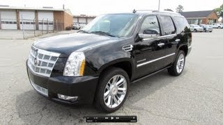 Nonton 2012 Cadillac Escalade Platinum Collection Start Up  Exhaust  And In Depth Review Film Subtitle Indonesia Streaming Movie Download