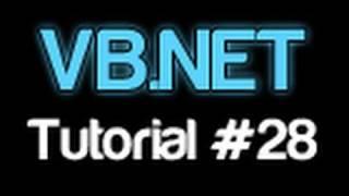 VB.NET Tutorial 28 - ByVal and ByRef (Visual Basic 2008/2010)