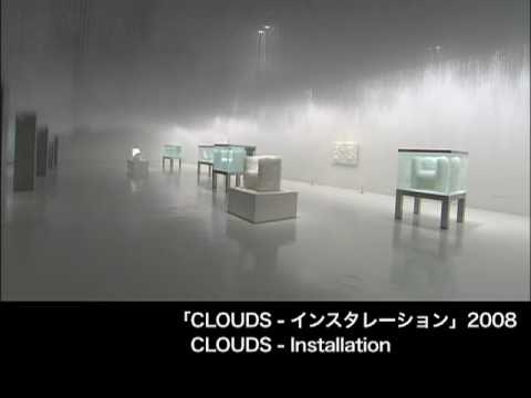intallation - TOKUJIN YOSHIOKA CLOUDS Intallation(2008) http://media.excite.co.jp/ism/131/