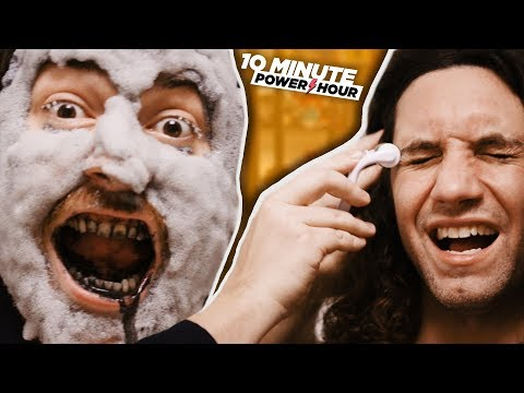 Reviewing the Weirdest Beauty Products!