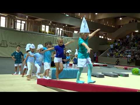 Evènement : Fête de la Gymnastique du Femina Sports