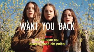 HAIM - Want You Back (Legendado PT-BR)