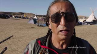 Dave Swallow, Lakota Spiritual Leader Talks About Impact of Standing Rock