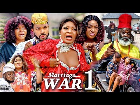 MARRIAGE WAR SEASON 1(New Movie) DESTINY ETIKO 2021 Latest Nigerian Nollywood Movie 720p