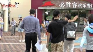 [Fan cam]140625-0718 Nichkhun filming drama