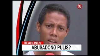 Video Raffy Tulfo, Uminit Ang Ulo Dahil Sa Abusadong Pulis Inspektor! MP3, 3GP, MP4, WEBM, AVI, FLV Desember 2018