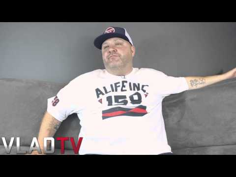white - http://www.vladtv.com - Slaine addresses Lord Jamar's VladTV interview where he says white rappers are guests in the house of Hip-Hop, and explains that while he respects the sentiment,...