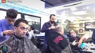 Nigdy nie kichaj u fryzjera podczas epidemii