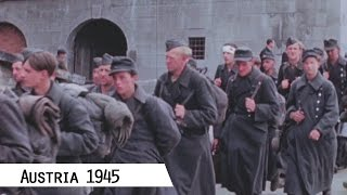 This footage is taken on May 5 and May 6, 1945 in Austria, mainly in Linz. Find more impressive videos in our playlist