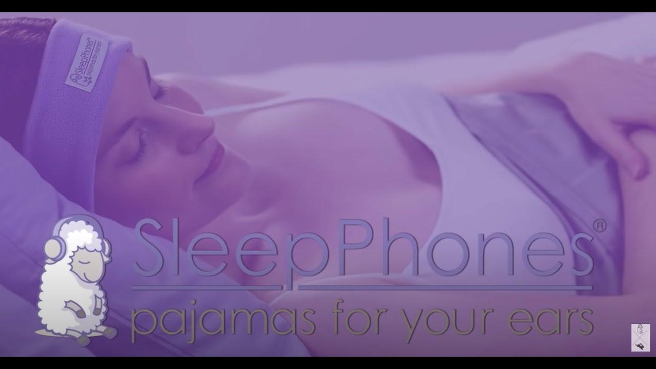 SleepPhones // Wireless (Black) video thumbnail