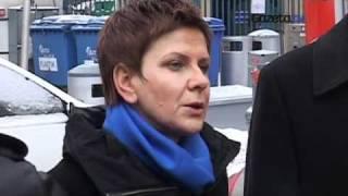 Rok 2010 Szydło i Błaszczak krytykują wzrost ceny paliw…