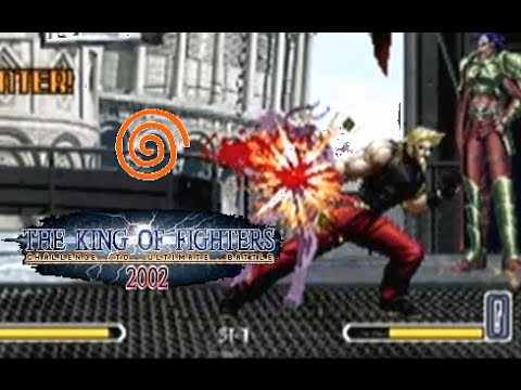The King of Fighters 2002 Dreamcast