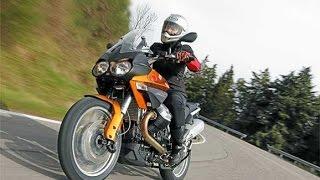 9. 2015 Moto Guzzi Stelvio 1200 8V Enduro motorcycle