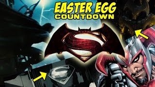 Batman V Superman: Dawn of Justice - Ultimate Edition - Easter Egg Countdown by JoBlo Movie Trailers