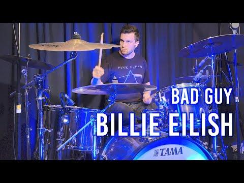 Bad Guy - Billie Eilish - Drum Cover [Matheus Girardi]