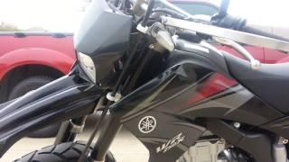 8. Yamaha WR250X overview