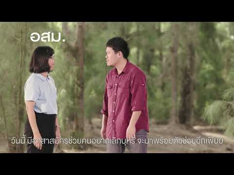 thaihealth 4 ตัวช่วยเลิกบุหรี่