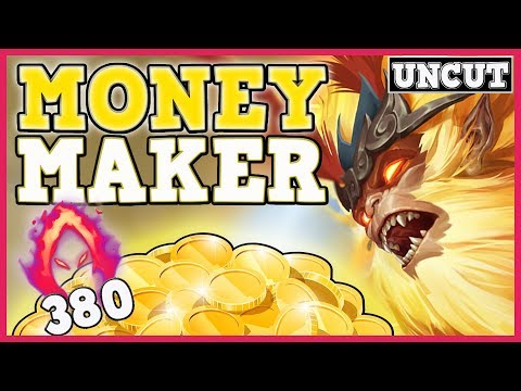 MONEY MAKING MONKEY | 15+ MINUTES LONG MOST GOLD AS JUNGLER! | Wukong Vs Shaco | For Prince Leon