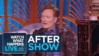 Video After Show: Would Conan O'Brien Have Donald Trump As A Guest? | WWHL MP3, 3GP, MP4, WEBM, AVI, FLV Juni 2019