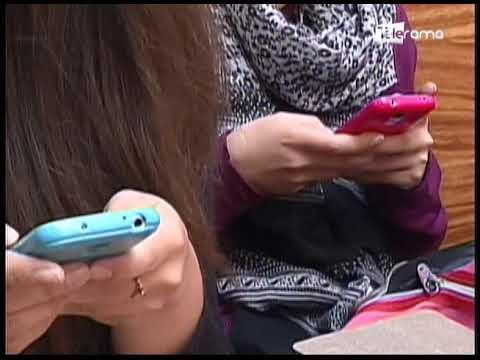 Desarticulan Banda que contactaba adolescentes por redes sociales