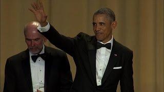 Obama White House Correspondents Dinner 2016   President Obama's FULL SPEECH