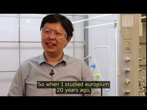 My Favorite Element - Hui Zhu (YouTube video)