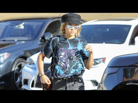 Sofia Richie Is Liquid Cool In Malibu
