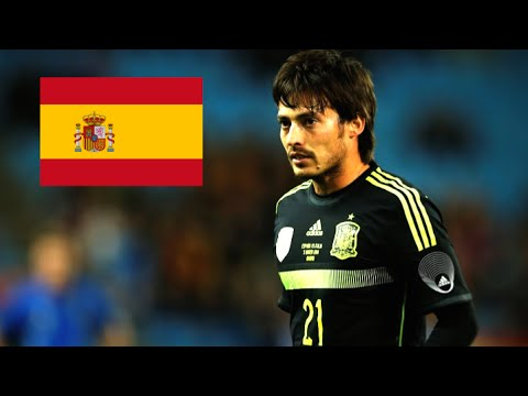David Silva ● Best Dribbling SkillsPasses & Goals Ever ● Spain || HD