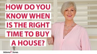 How do you know when you're ready to buy
