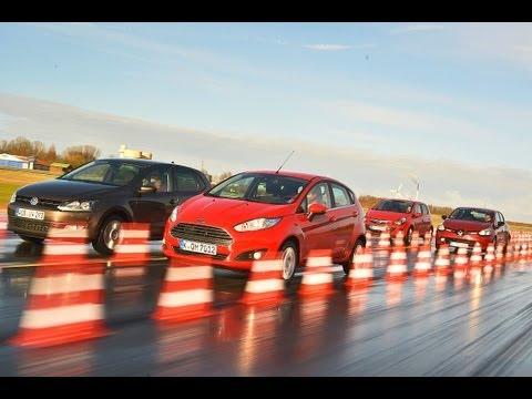 Opel corsa ford fiesta vw polo фотография