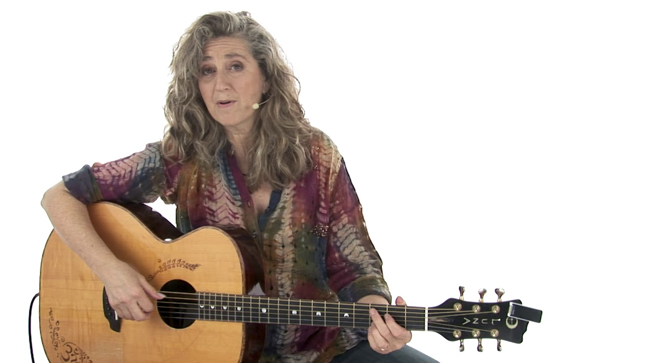 Acoustic Rhythm Guitar Lesson – Add Color Tones Breakdown – Vicki Genfan
