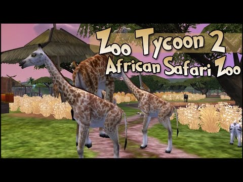 Zoo Tycoon 2 || Parade of Baby Giraffes - Episode #7 || World Zoo Season 2