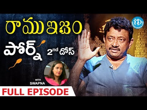 RGV Talks About Pornography - Full Episode | Ramuism 2nd Dose | #Ramuism | Telugu