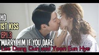 Video [Epi.3 1st Kiss] HD 미래의 선택 'Marry Him If You Dare' - Yoon Eun Hye 윤은혜 & Lee Dong Gun 이동건 MP3, 3GP, MP4, WEBM, AVI, FLV Mei 2018