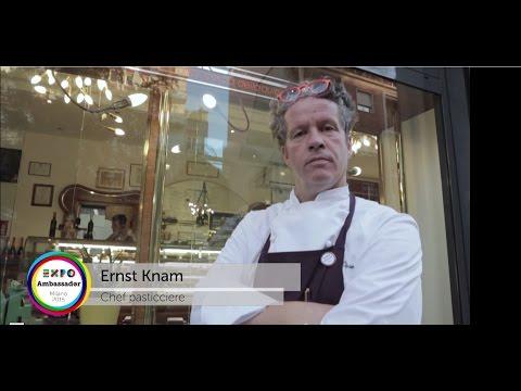 Expo Milano 2015 Chef Ambassador Ernst Knam