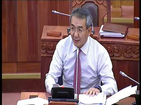 Х.Нямбаатар: Ерөнхийлөгчийн хоригийг хүлээж авахыг дэмжихгүй