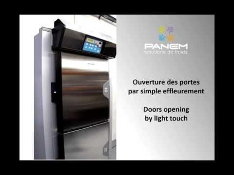 vidéo IAA - Cellules de surgélation et de refroidissement rapide grande capacité