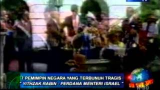 Video On The Spot 7 Pemimpin Negara yang terbunuh tragis MP3, 3GP, MP4, WEBM, AVI, FLV Januari 2019