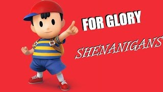 For Glory Shenanigans! – Super Smash Bros. 4 Montage