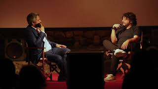 Lillo Petrolo intervistato da Boris Sollazzo all'Ischia Film Festival 2018