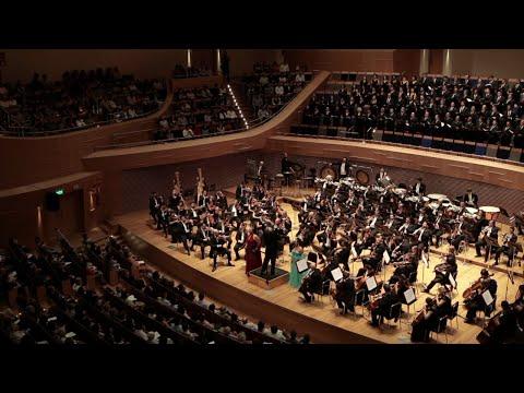 Filarmônica na Abertura da Sala Minas Gerais