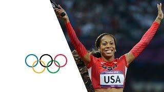 Video USA Win 4x400m Relay Gold - London 2012 Olympics MP3, 3GP, MP4, WEBM, AVI, FLV November 2018
