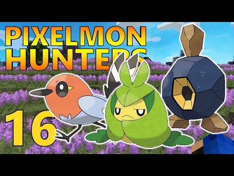 [16] Back-To-Back-To-Back Hunts!!! (Pixelmon Reforged Gameplay S2)