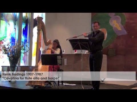 Cavatina Badings – Silke Aichhorn – Harfe / Harp