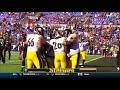 Steelers vs Ravens | NFL Week 4 Game Highlights
