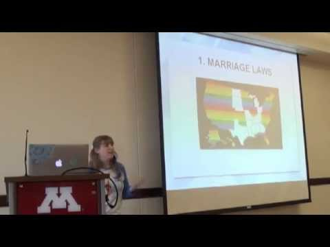 """Ace/Aro-Spectrum Inclusion in LGBTQ"" talk at University of Minnesota"