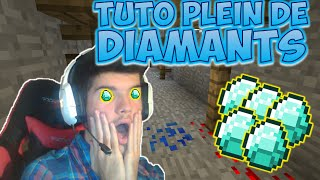 Video TECHNIQUE POUR AVOIR PLEIN DE DIAMANTS SANS XRAY OU CHEAT EN 1.9 !! NO MOD MINECRAFT 1.9 FR MP3, 3GP, MP4, WEBM, AVI, FLV September 2017