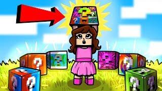 Minecraft: BLOCKCEPTION LUCKY BLOCK! (6 LUCKY BLOCKS COMBINED!) Mod Showcase